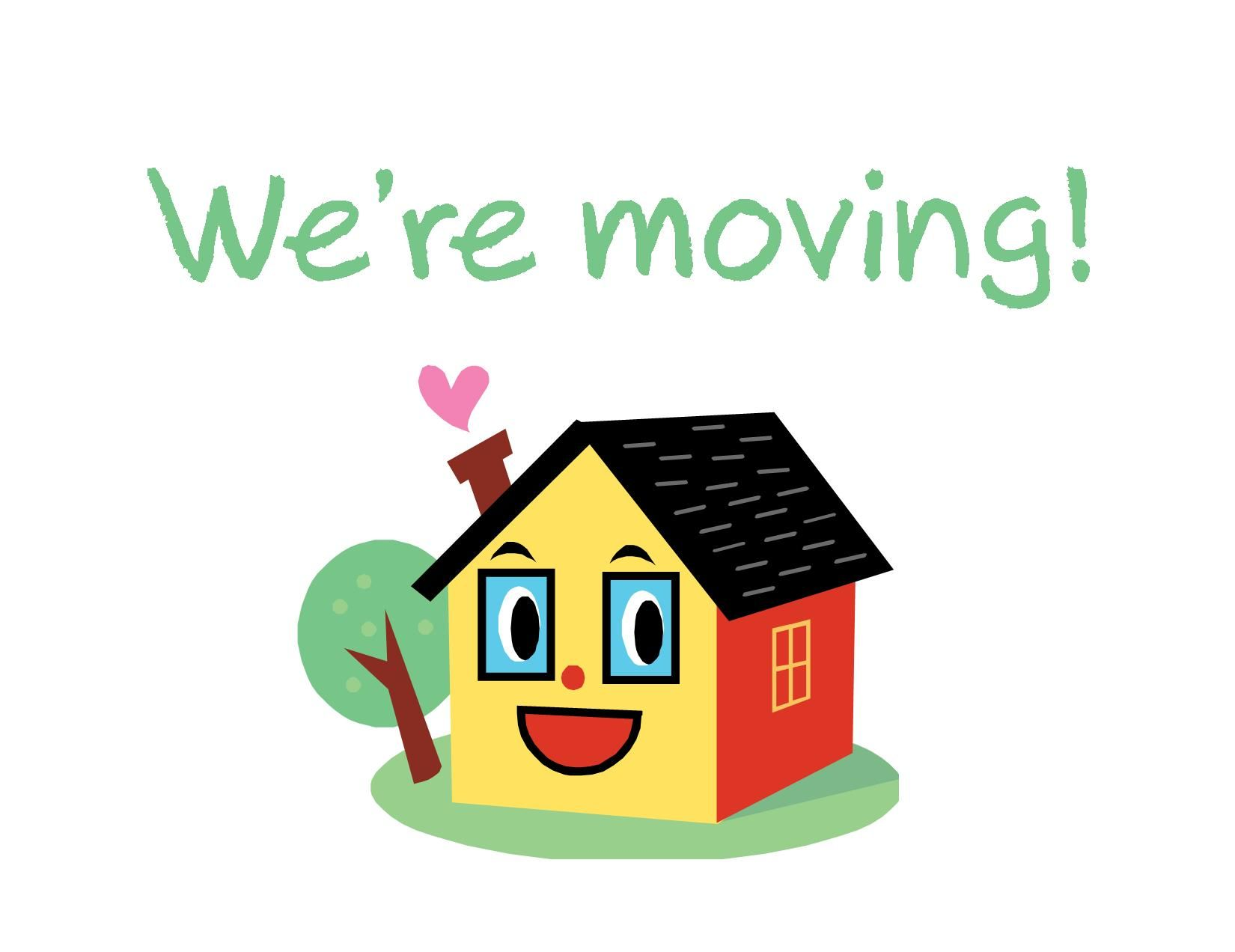small resolution of moving house clipart free clip art images