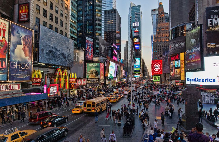 Times Square 4k Ultra Hd Wallpaper 4k Wallpaper Net Times
