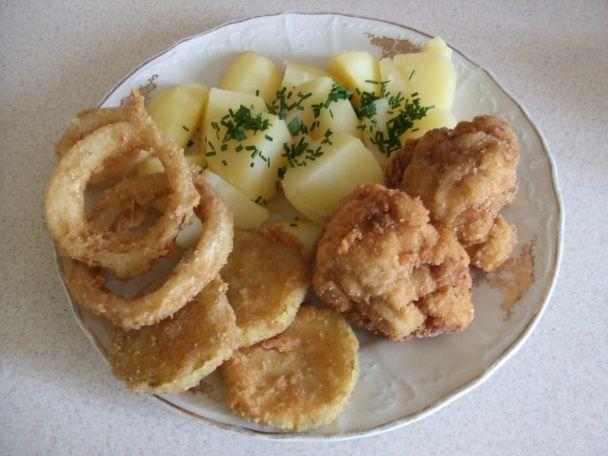 Smažená zeleninová trojkombinace (fotorecept) - obrázok 4