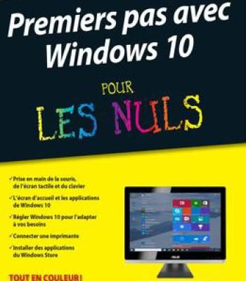 Premiers Pas Avec Windows 10 Pour Les Nuls PDF Software - free spreadsheet application for windows 10