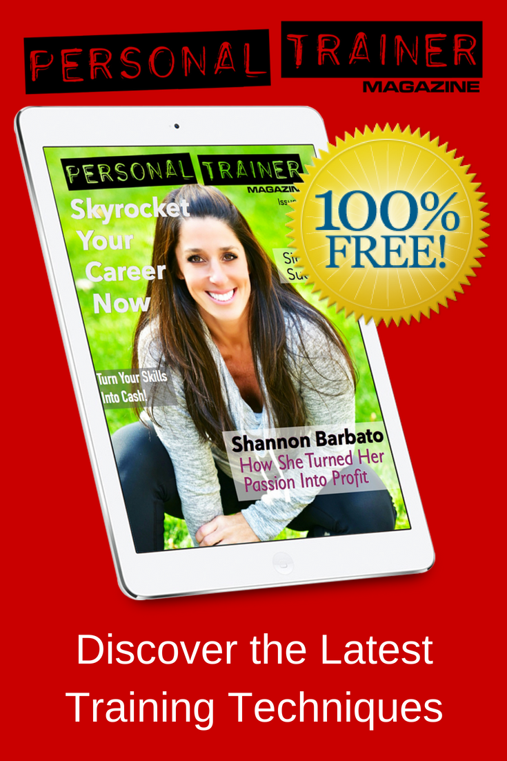 Personal Trainer Magazine Free Online Publication Health And