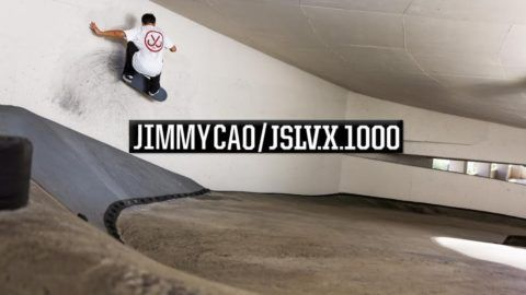 Jimmy Cao JSLVX1000 Part | TransWorld SKATEboarding: A new video part from Jimmy Cao!… #Skatevideos #jimmy #JSLVX1000 #part #skateboarding
