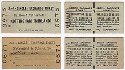Ticket, Reception, Escort Card...