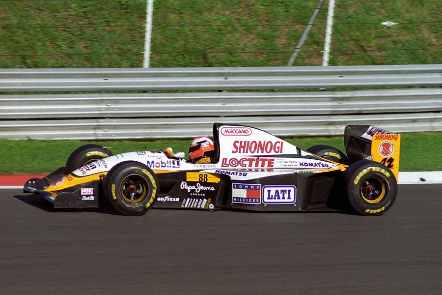 016 · 1994 · Monza · Lotus-Mugen Honda 109 · Johnny ...