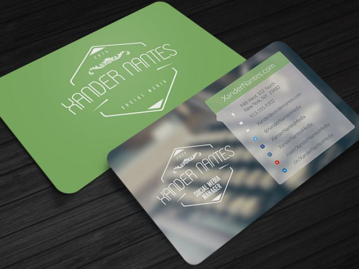 Business card template photoshop elements business cards business card template photoshop elements cheaphphosting Image collections