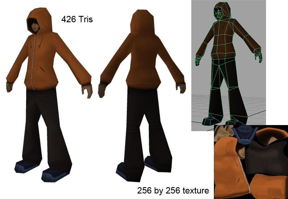 LOWPOLY (sub 1000~ triangle models) - Page 227 - Polycount Forum