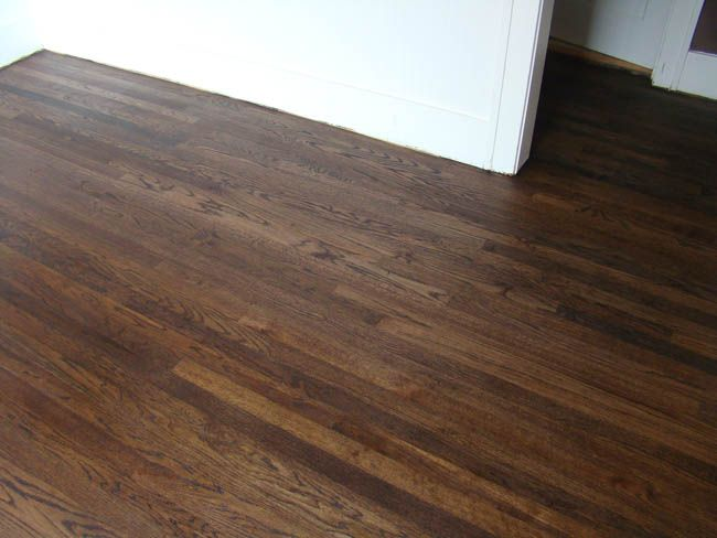 This Is What Your Red Oak Wood Floor Might Look Like If We