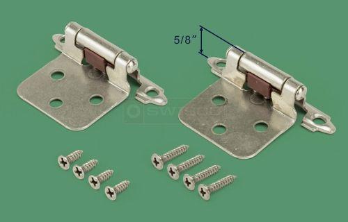 32-126 Self-Close Flush Type Hinge Kit. Door HingesCabinet DoorsFasteners DrawersCabinetsGate ... & Self-Close Flush Type Hinge Kit | Door hinges Doors and Drawers