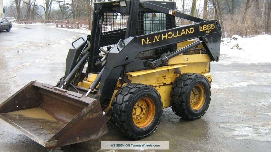 Reparations, New Holland Lx885 specs Skid Steer Loader Parts Manual