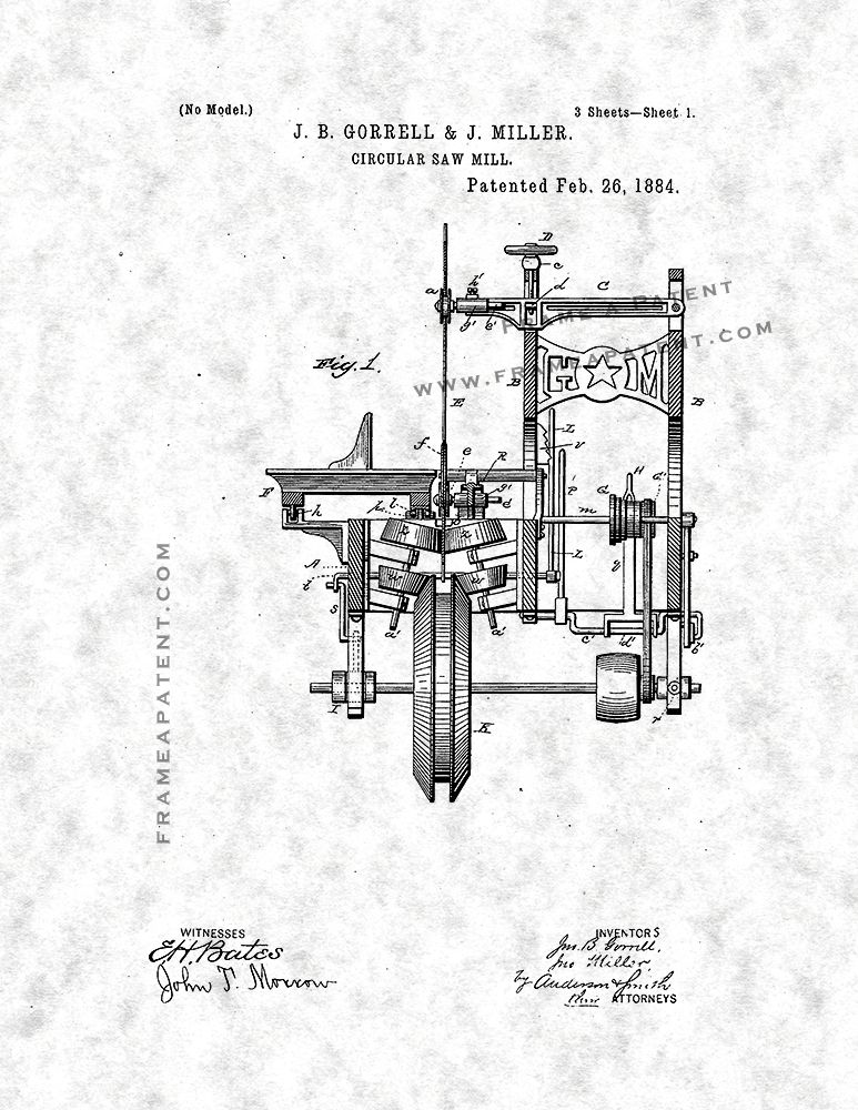 Pin By Frame A Patent On Tools Machinery Pinterest Circular