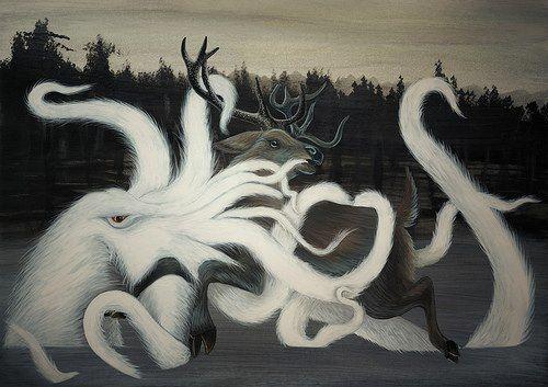 The Frost Kraken by Rachel M. Bray