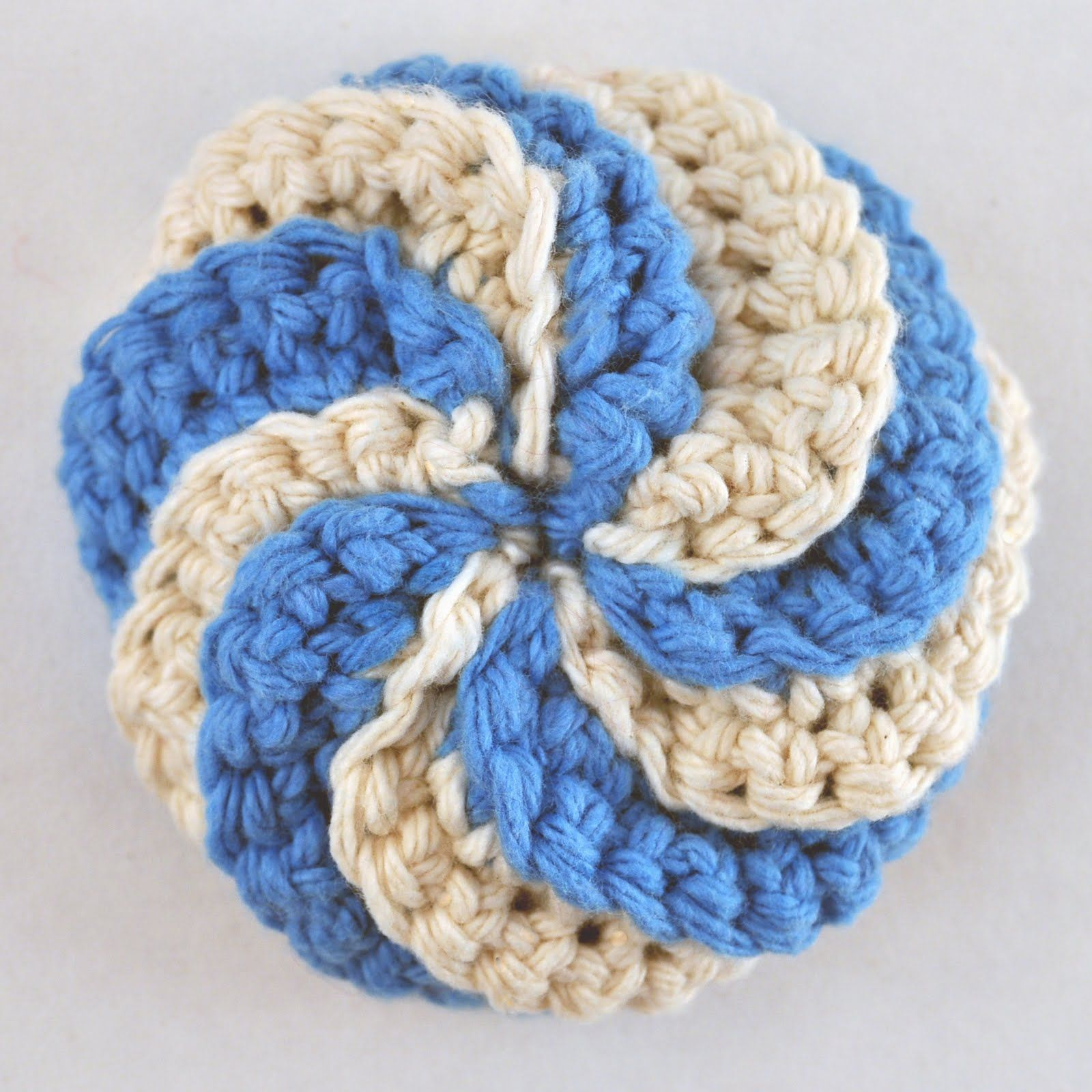 CrochetBeautyShoppe: Crochet Tawashi Scrubbies | Mamá | Pinterest ...