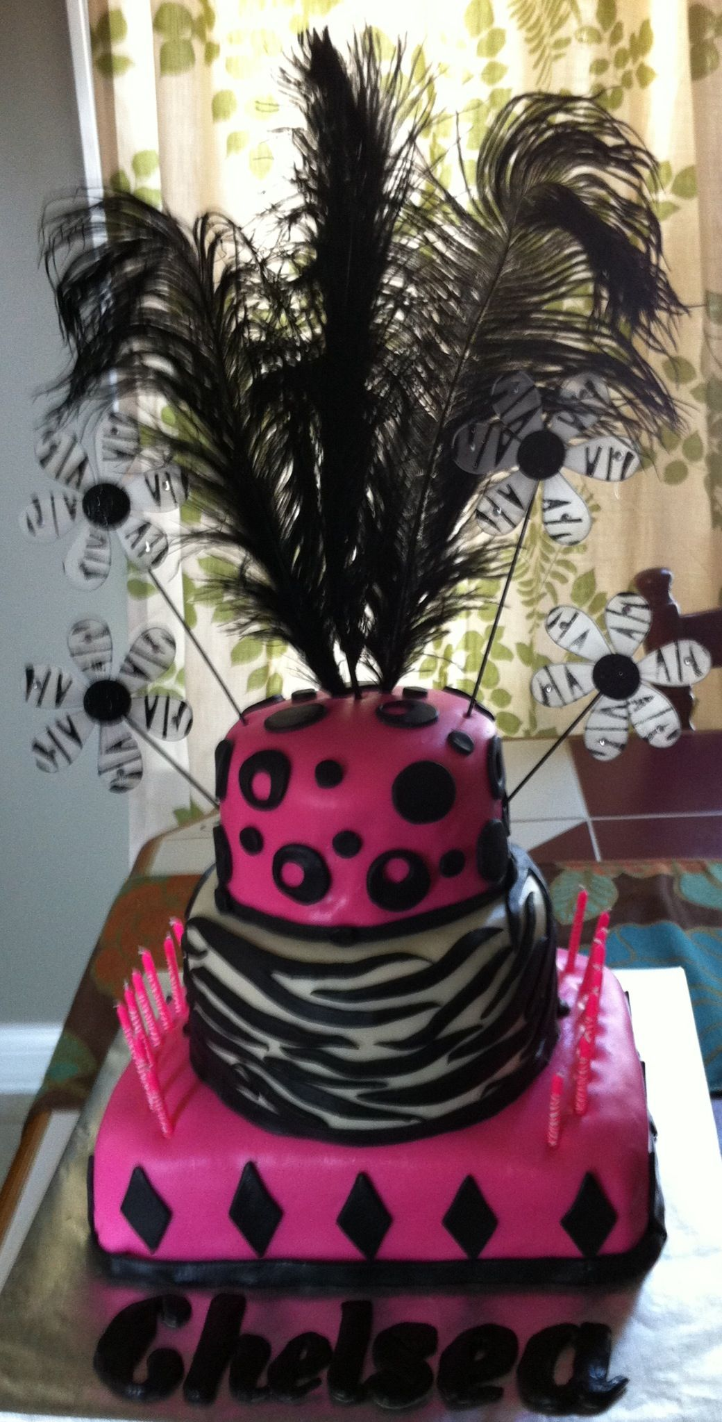 16th Birthday Cake Ideas For Kbk Pinterest