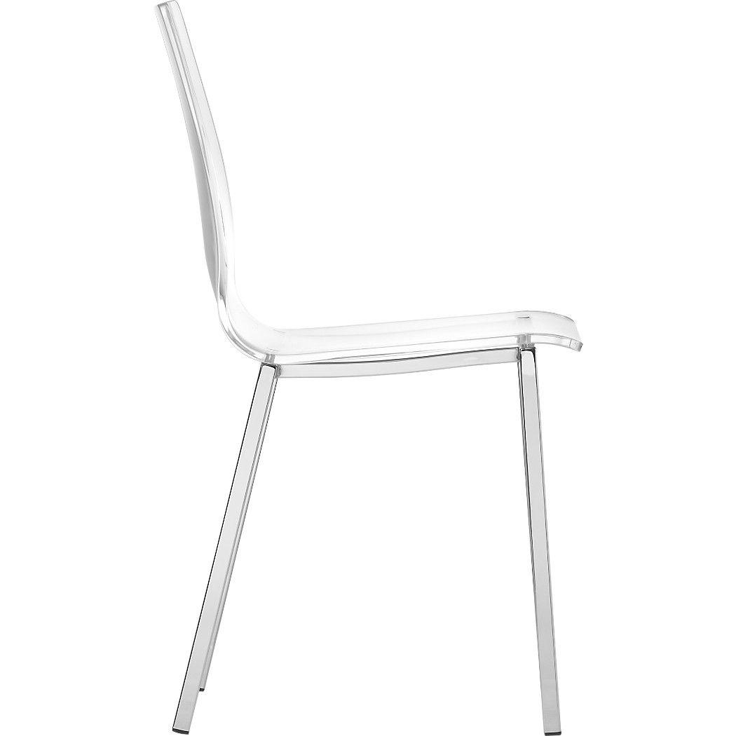 Shop Vapor Acrylic Chair. A Chair Out Of Thin Air. No Fabric, No