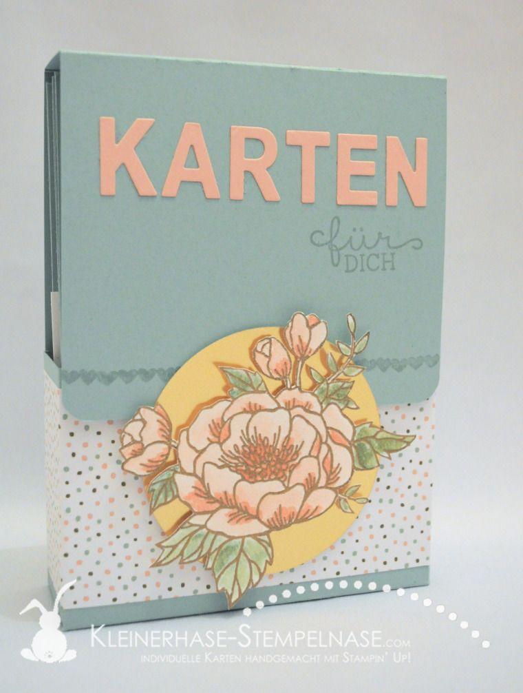 Stampin Up BlogHop Kartenbox Geburtstagsblumen DSP Geburtstagsstrauß Beeindruckende Buchstaben (1)