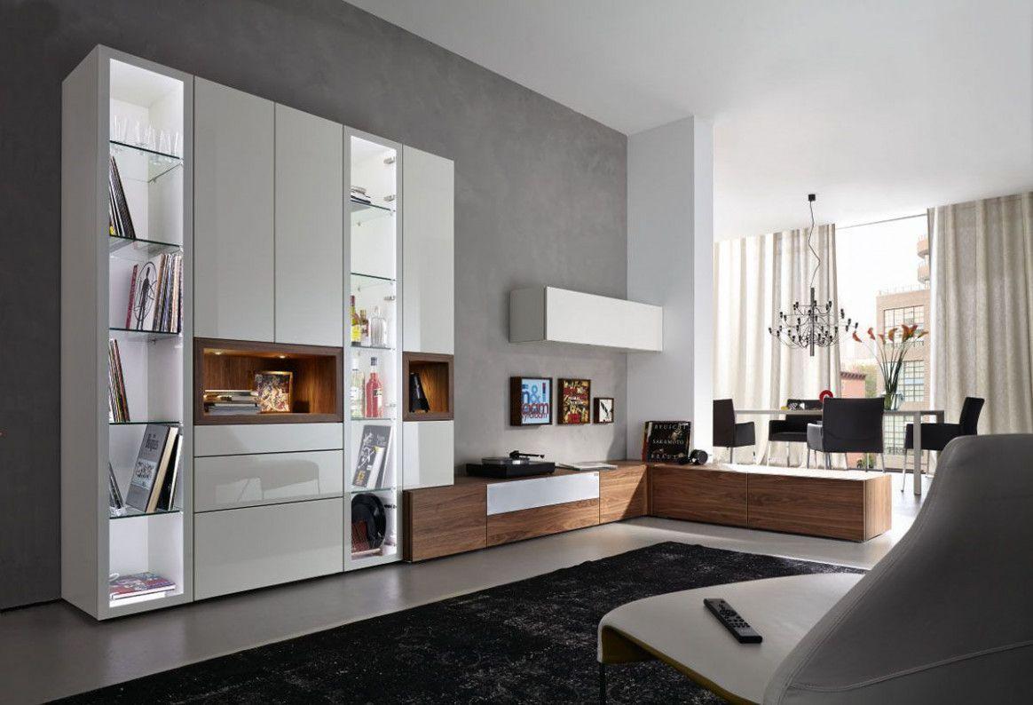 10 Hülsta Wohnzimmer Schrank