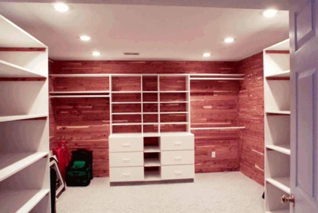 Elegant Wooden Cedar Closet Closet Designs Small Closet Design Cedar Lined Closet