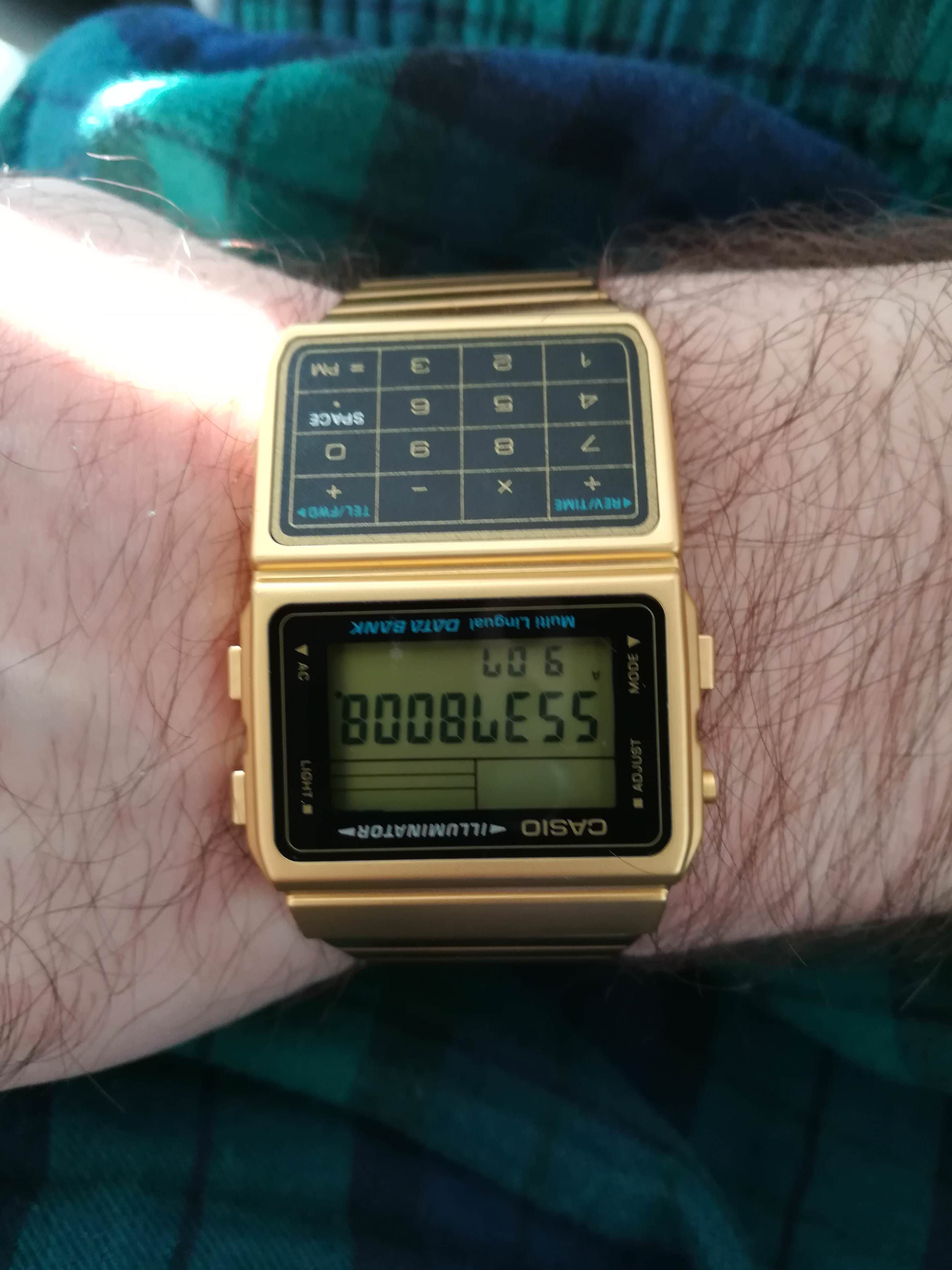 bc5c85854ff Pin de Luiz Gianelli em Relógio de pulso em 2019