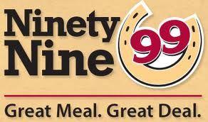The 99 Restaurant Littleton Nh Kids Eat Free Logo Restaurant Gluten Free Menu