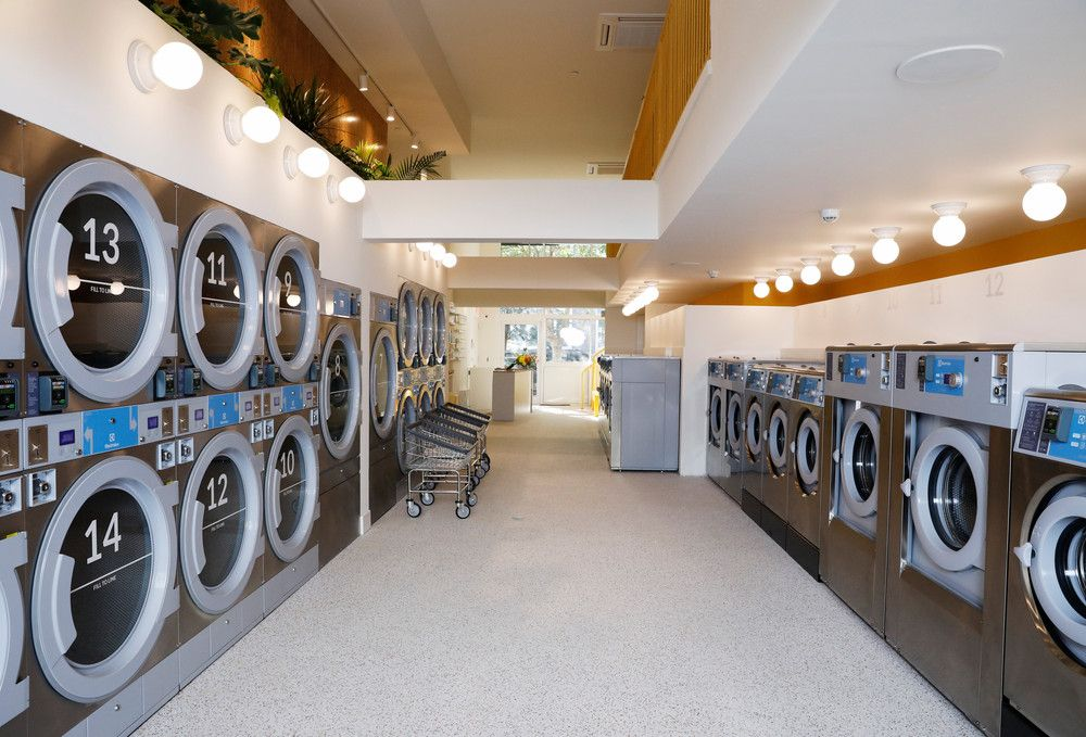 Celsious Laundromat Brooklyn Cool Eco Friendly Laundry