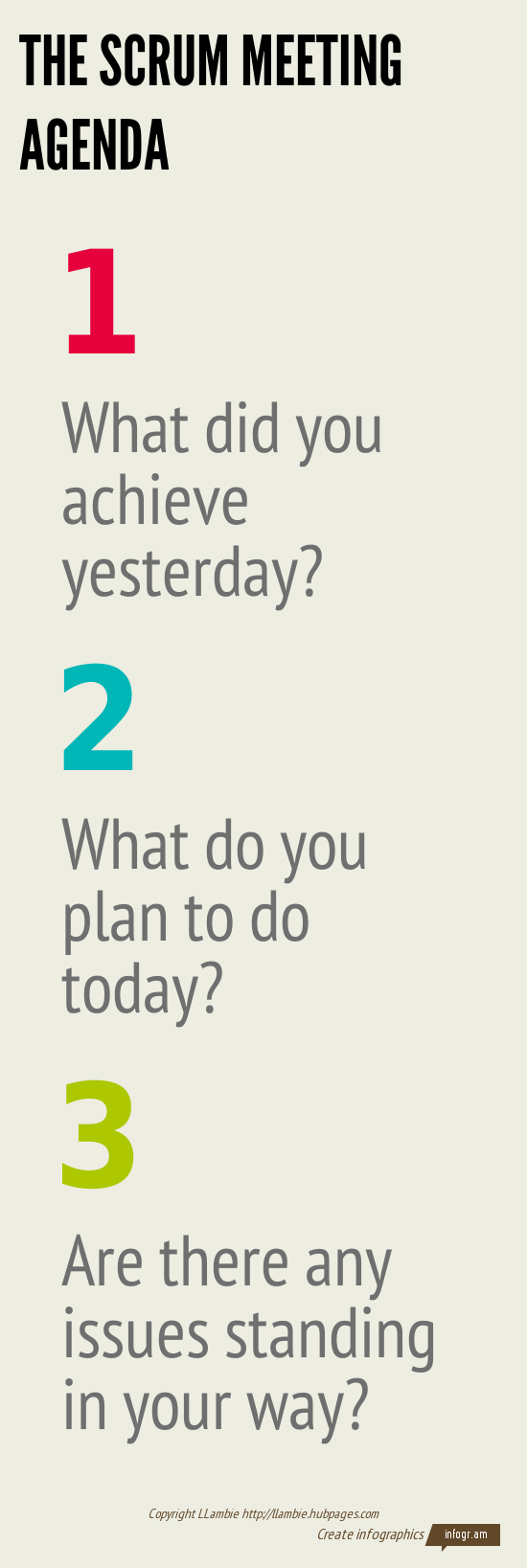 5 Ways to Improve Daily Scrum Meetings | Ondas, Productividad y Gestion