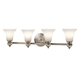 View the kichler 45049 sheila 33 wide 4 bulb bathroom lighting view the kichler 45049 sheila 33 wide 4 bulb bathroom lighting fixture at faucetdirect mozeypictures