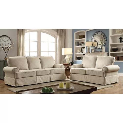 Gracie Oaks Winkleman Transitional Configurable Living Room Set Wayfair Living Room Sets Room Set Furniture