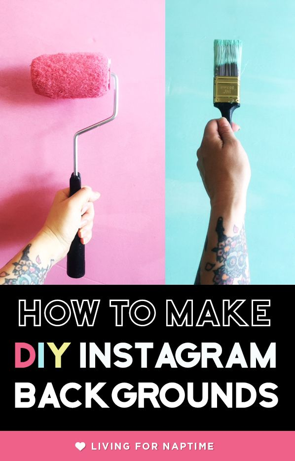 How To Make Diy Instagram Backgrounds For 5 00 Instagram Diy Instagram Background Instagram Marketing Tips