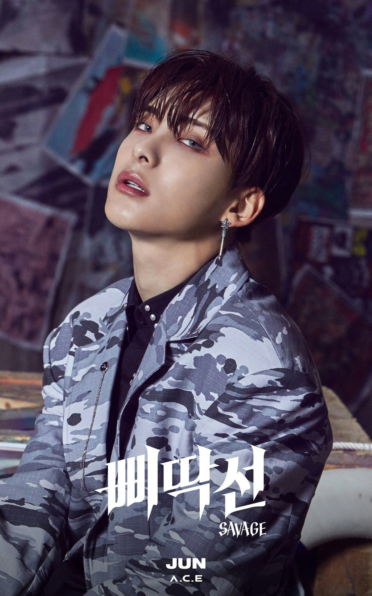 Jun A C E Ace Mini Albums Boy Groups