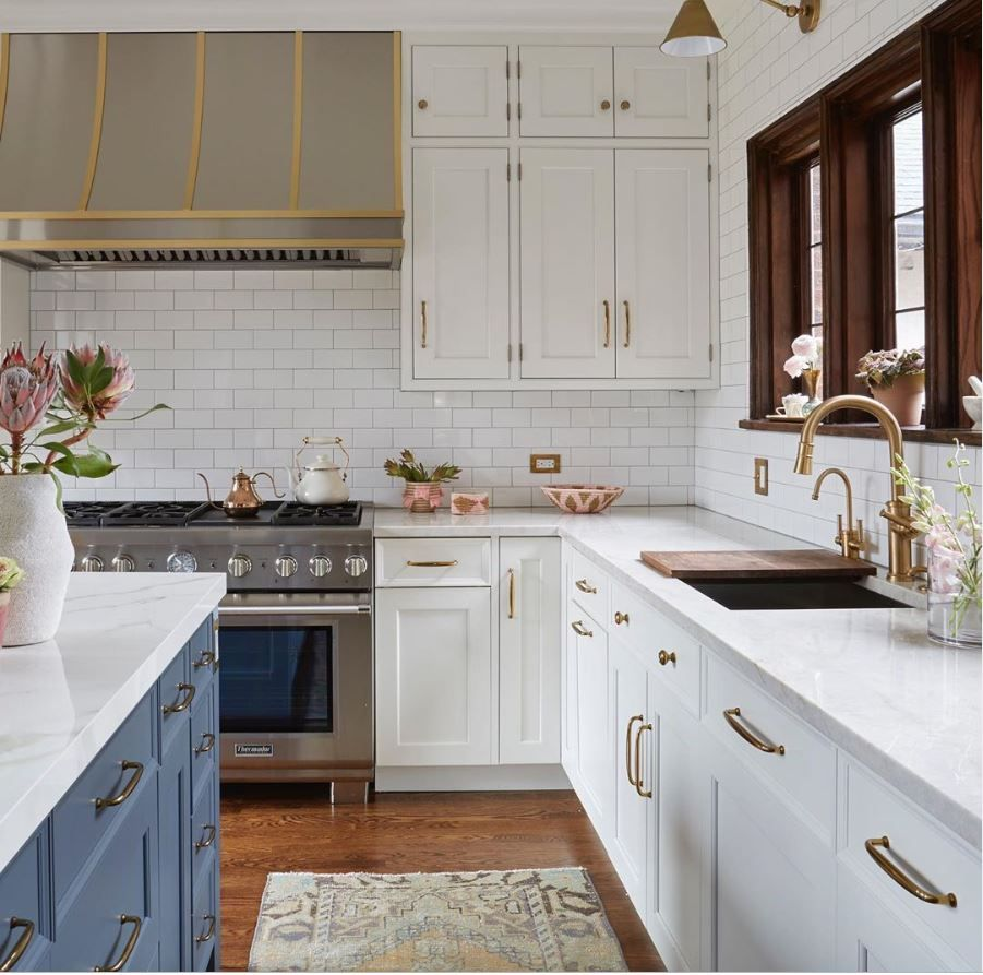 Before and After Home Remodel Reveals is part of Kitchen remodel, Home appliances, Home remodeling, Home renovation, Kitchen projects, Kitchen design - From complete remodels to rearranged layouts to all new appliances and beautiful pops of color, here are a few of our favorite before and afters