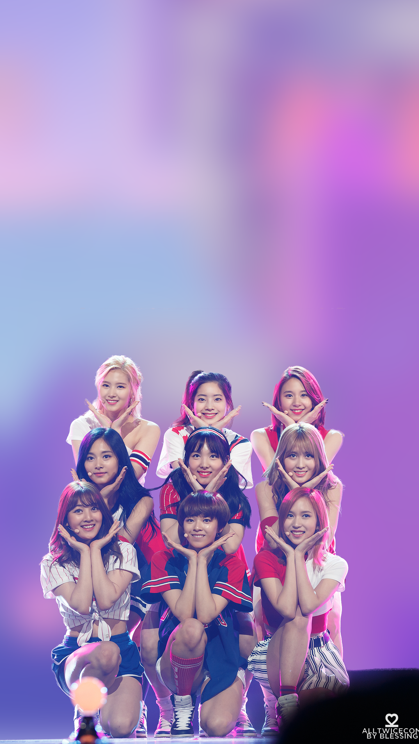 TWICE Cheer Up Twice wallpaper, Twice