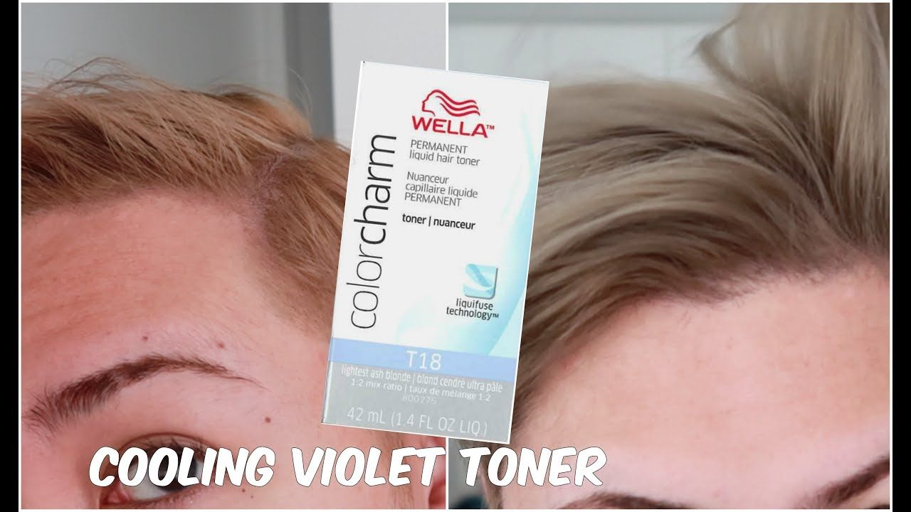 Wella Color Charm Cooling Violet Demonstration Blonde Asian Hair Youtube Wella Color Charm Blonde Asian Hair Asian Hair