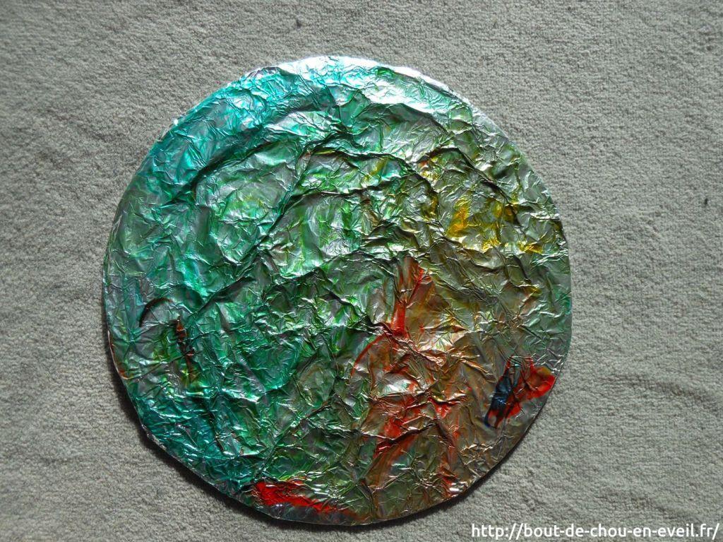 Activité peinture libre sur aluminium (avec images)   Activité peinture, Peinture, Peinture ...