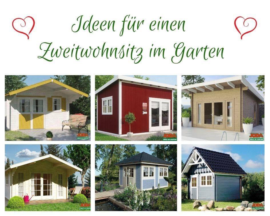 Gartenhäuser aus Holz gehören als Holzunternehmen mit