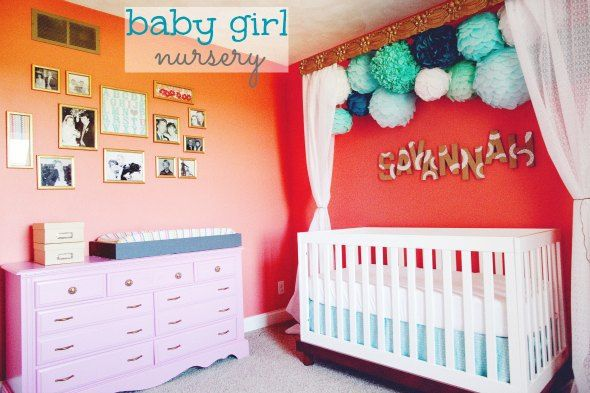 My Baby Girl S Nursery: Baby Nursery Ideas For Girls Because The Next One Is Going