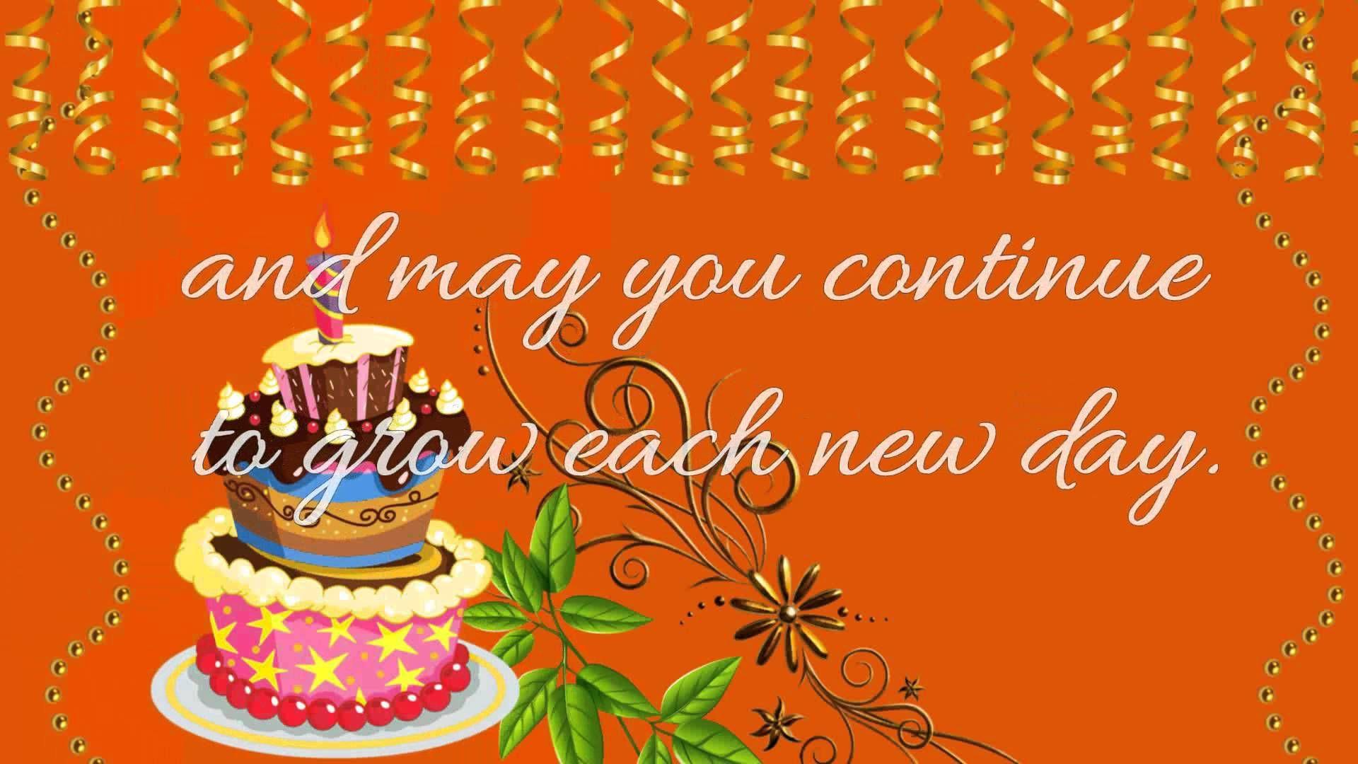 Birthday Ecard Animated Greetings to Wish Pinterest