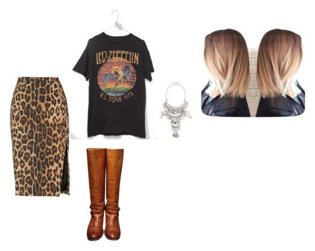 Leopard Zeppelin by theblondebohemian on Polyvore featuring mode, Altuzarra, Ralph Lauren Collection and Raga