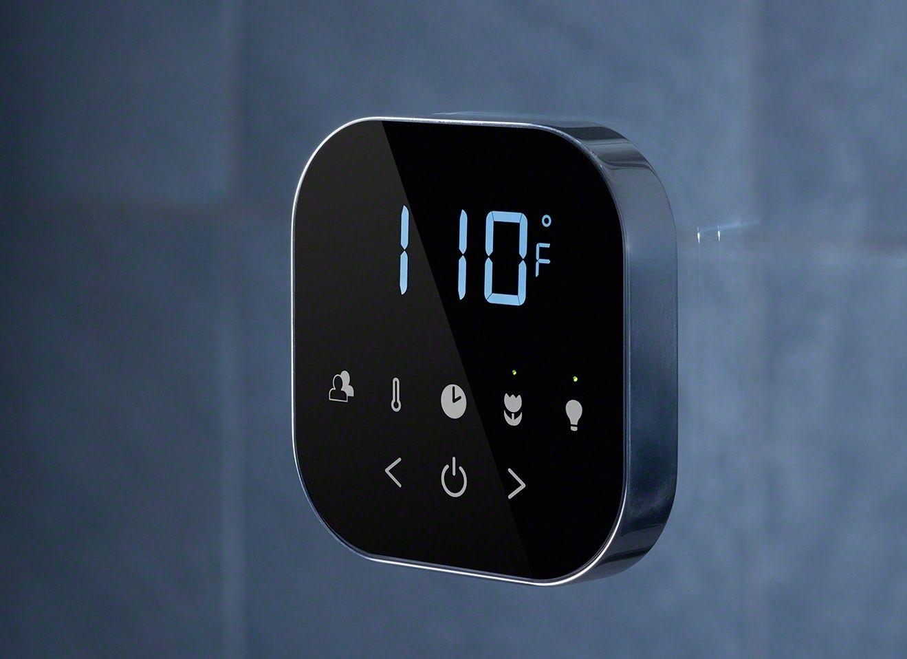 Air Tempo Wireless Steamshower Control By Mr. Steam #Bathdesign ...