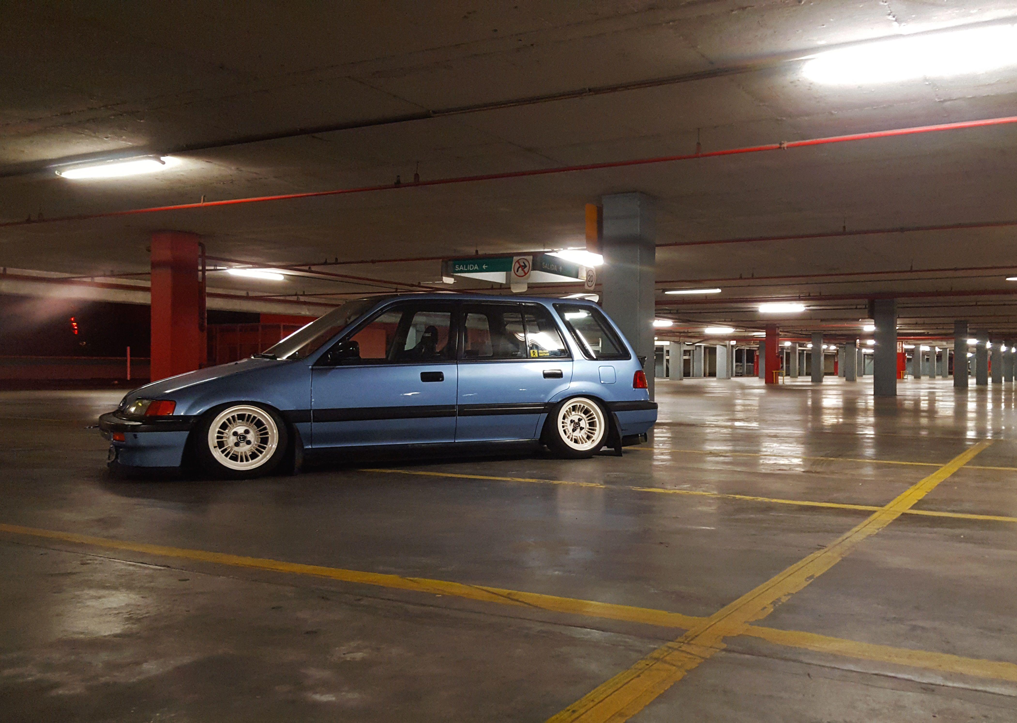 Honda civic ef wagon
