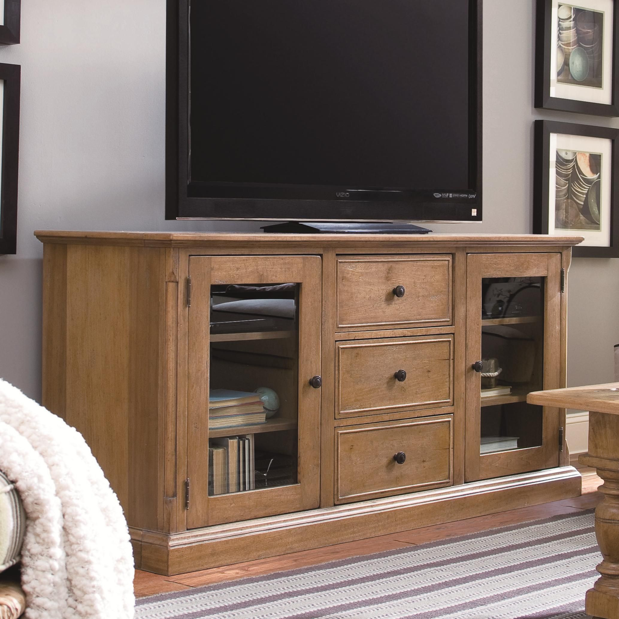 Down Home Entertainment Console By Paula Deen By Universal Home Entertainment Centers Home Entertainment Home