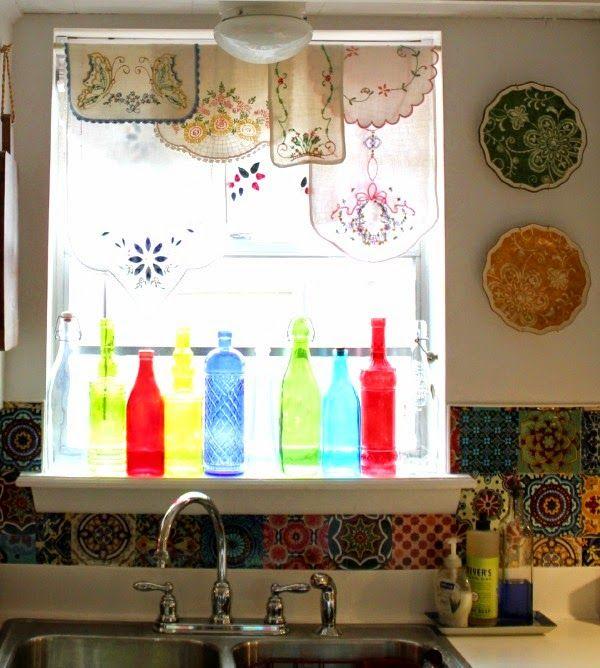 Cozy Little House: My Boho Cottage Kitchen | Home Ideas ...