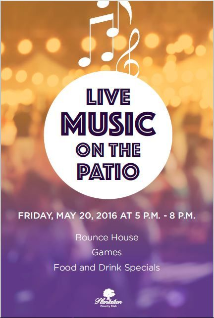 Live Music Concert Event Flyer Poster Template Live
