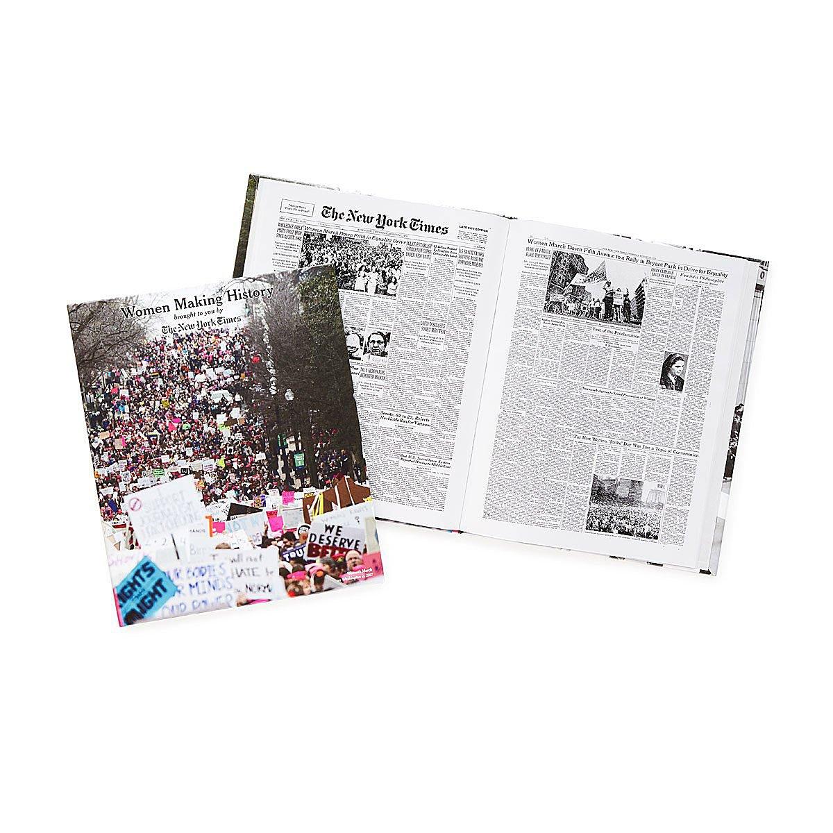 New York Times Women Making History Female Empowerment