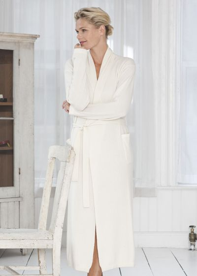 Cashmere dressing gown! | Daydream: Beach Life, Comfort & Bliss ...