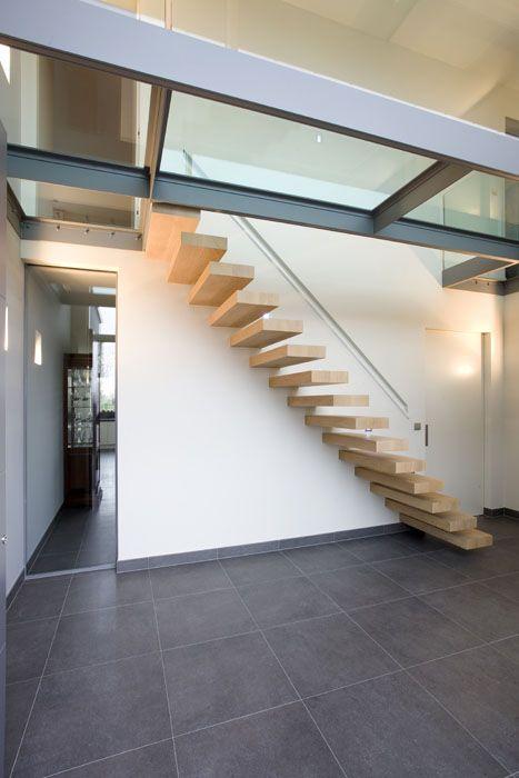 Het Atelier - Interieur (Hooglede, West-Vlaanderen)   project: Maes ...