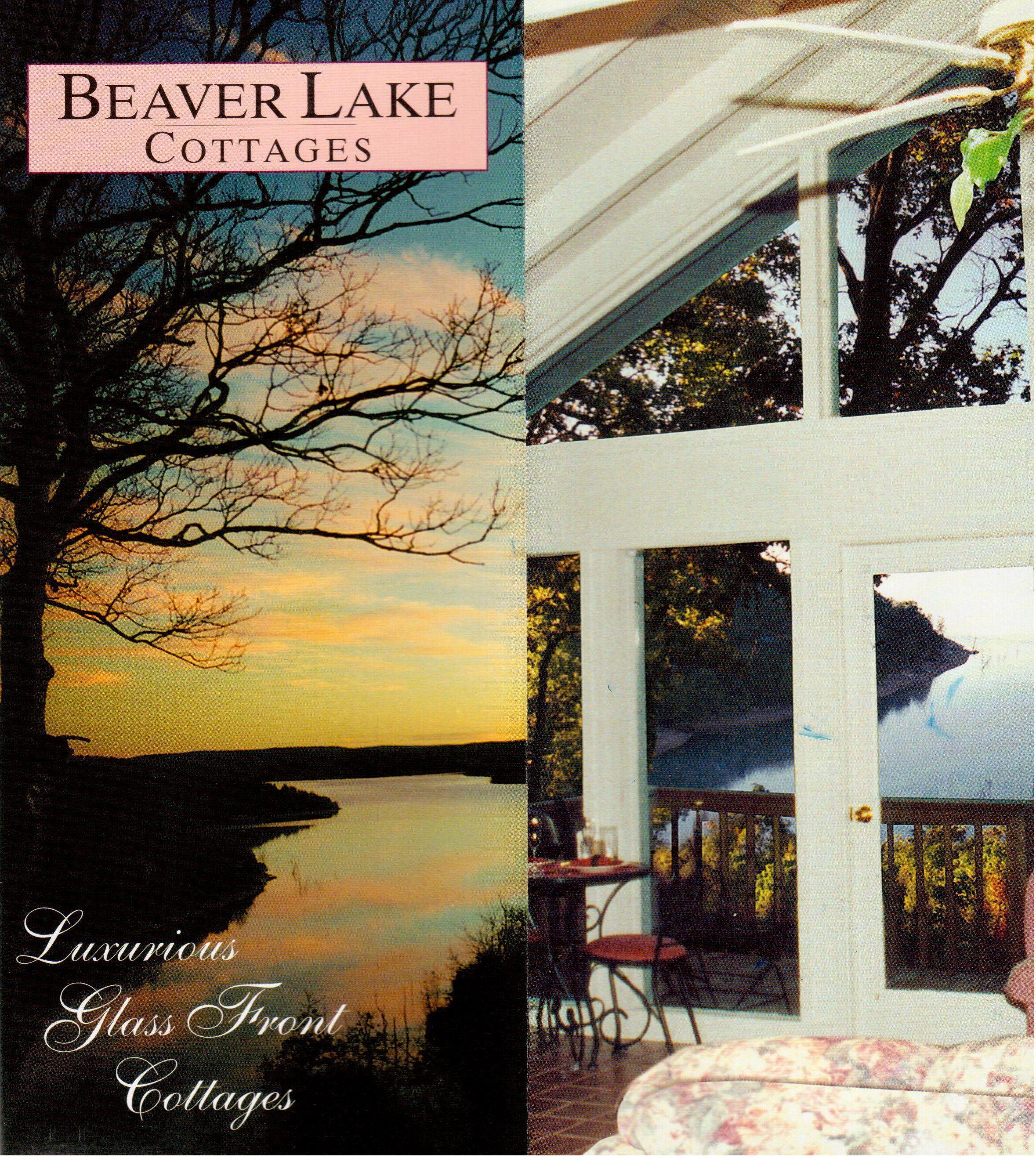 cottages deck beaver w rooms cottage archive twin unit peaks view lake
