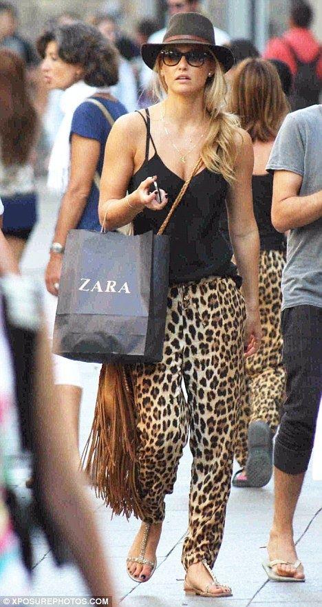 Ideas para los pantalones de leopardo #moda #fashion #ideas #style