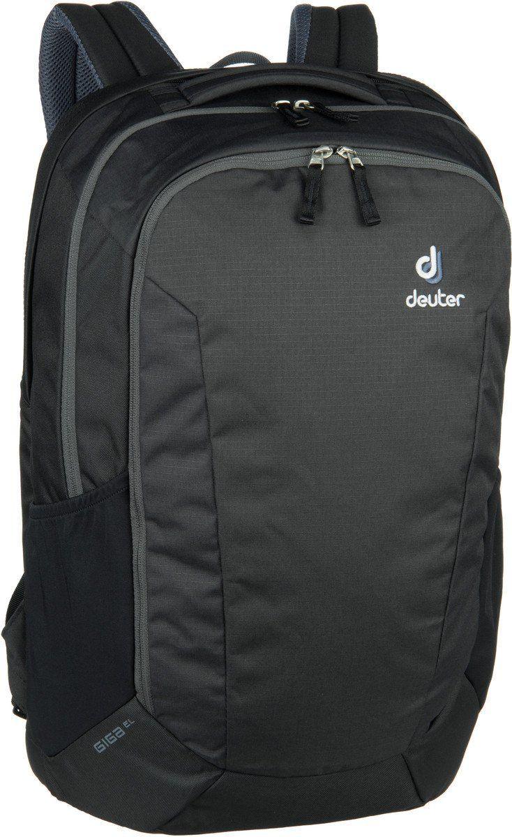Deuter GIGA EL Laptoprucksack black