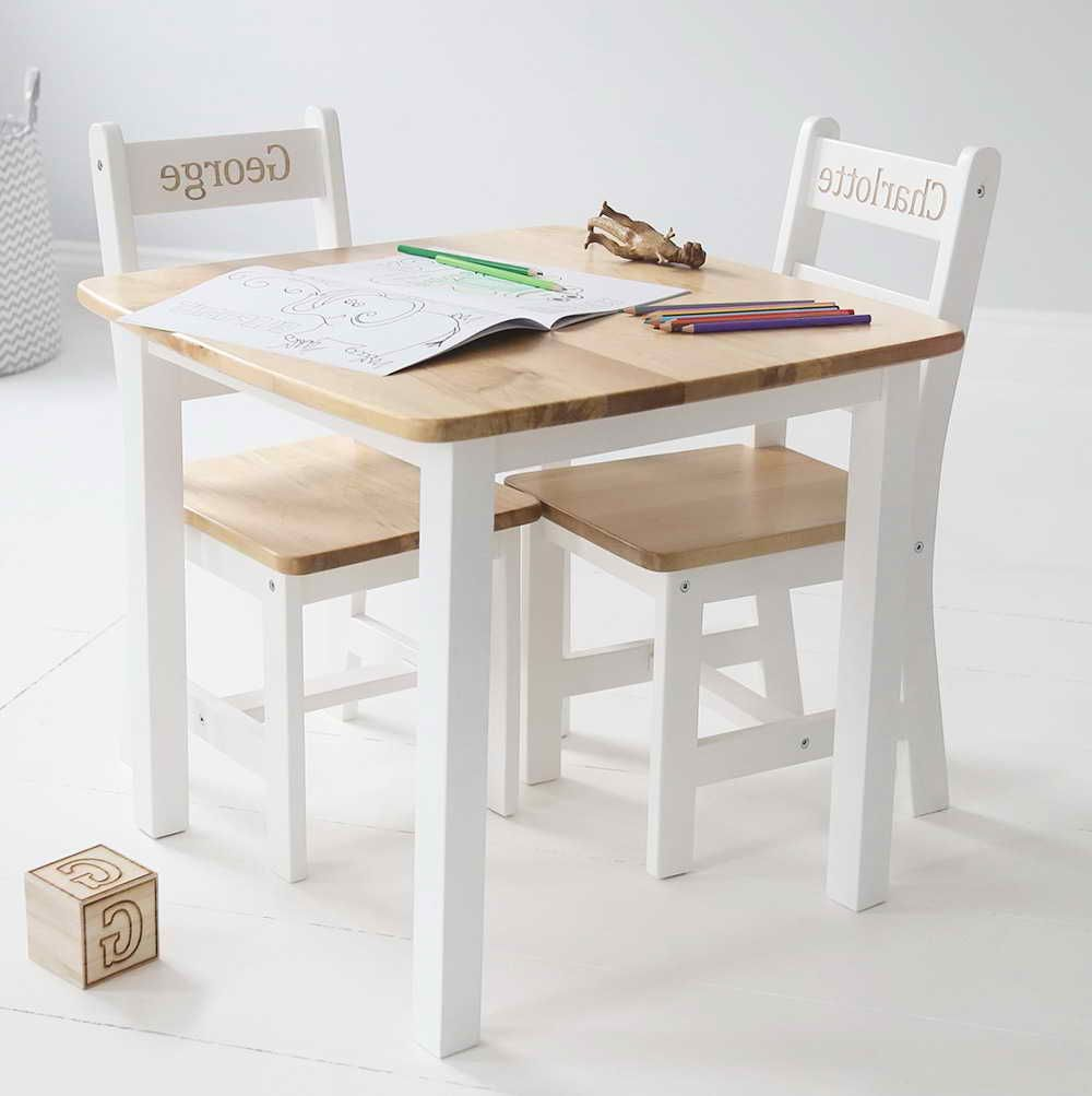 Personalised Kids Table And Chairs Kid Table Kids Table And Chairs Table And Chairs
