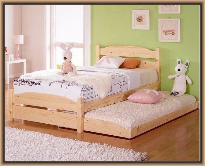 Camas sencillas en madera para ninos dise o interiores - Disenos de camas para ninos ...